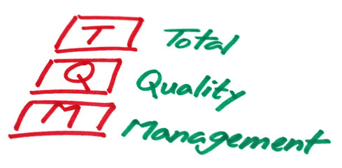 """implementation if tqm Tqm program implementation we previously identified the 10 key building blocks for tqm (reference """"what is tqm"""") in developing and implementing a tqm program we need to create a plan for the orderly and systematic rollout of each of these tqm implementation stages."""