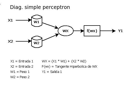 Simple Perceptron