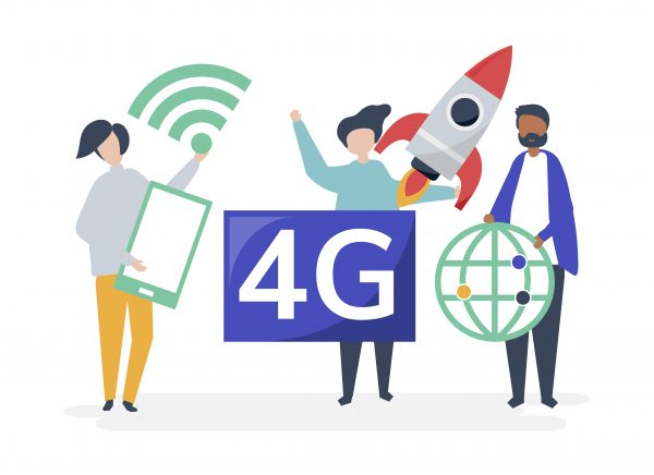 History of 4G
