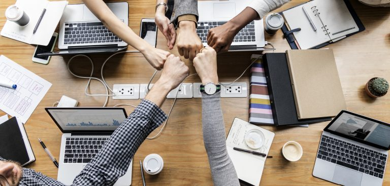 develop a great relationships with your coworkers